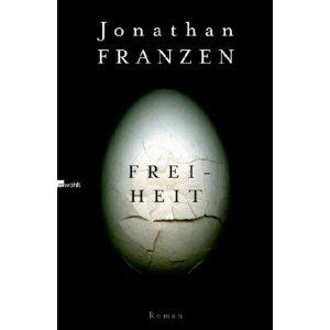 Cover der gebunden Ausgabe von Freiheit (Jonatan Franzen)